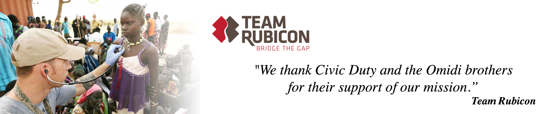 civid duty team rubicon